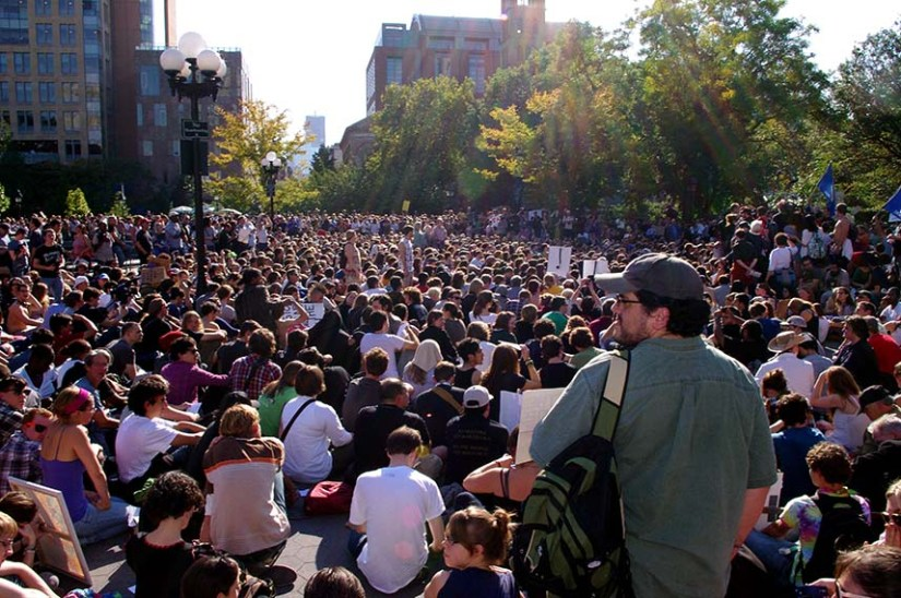 Occupy_Wall_Street_Washington_Square_Park_2011_Shankbone_Small